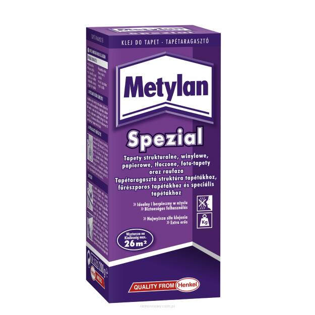 Metylan Spezial Klej Do Tapet